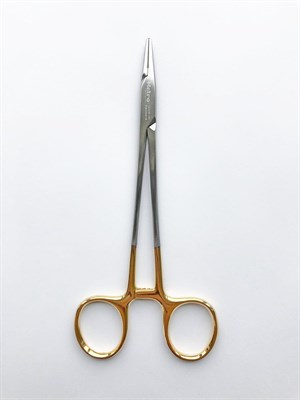 Crile-Wood Needle Holder 15cm, Tungsten Carbide