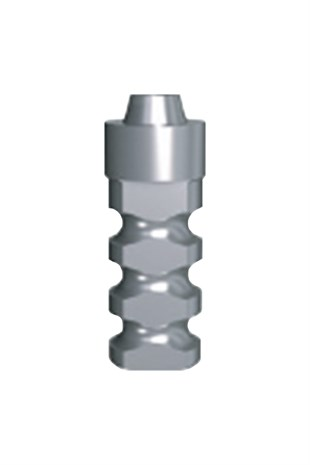Abutment Analog for Straight Connection Abutment for Multi Unit