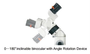 Angle Rotation Device compatible to Carl Zeisss P