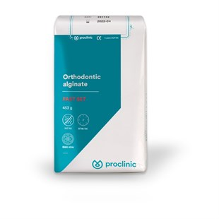 PROCLINIC FAST ORTHODONTIC ALGINATE 453 G